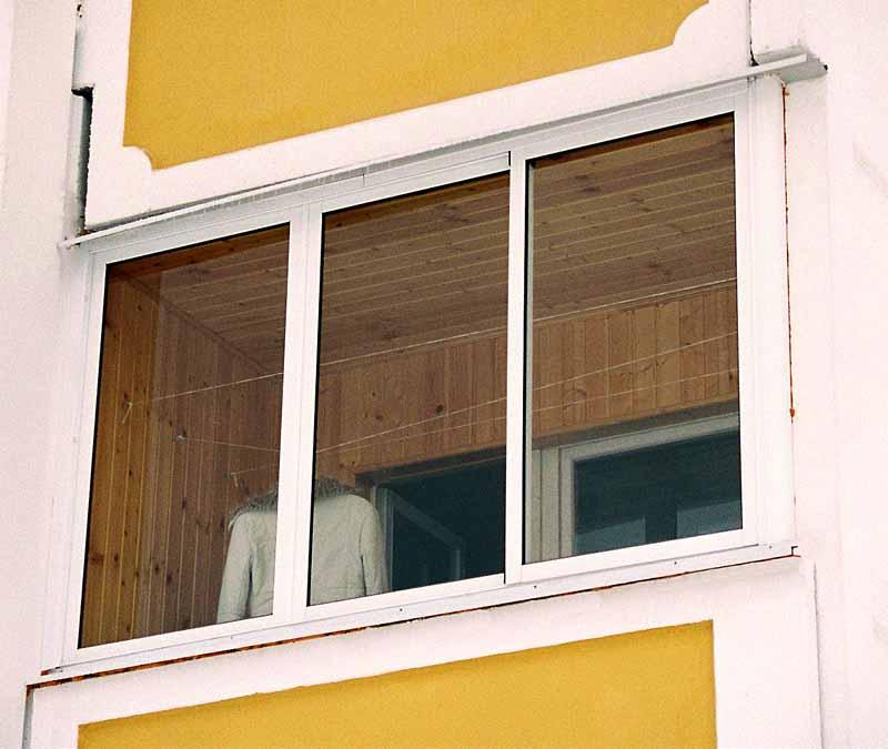 Алюминиевые, стальные рамы на балконы, лоджии - доска объявл.